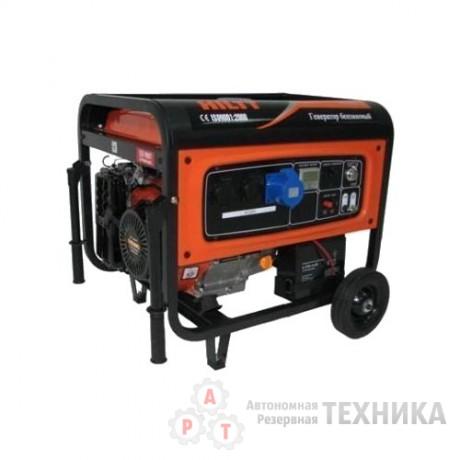Бензиновый генератор HILTT HG7000E