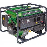 Бензиновый генератор Hitachi E57