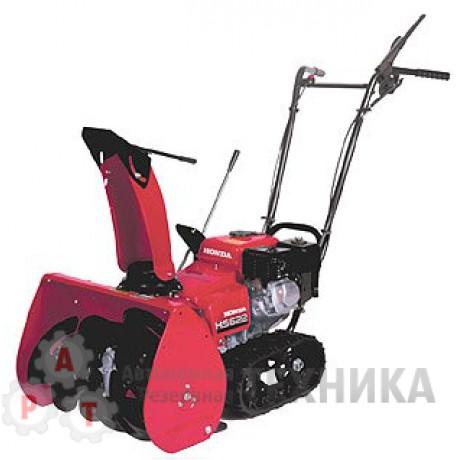 Бензиновый снегоуборщик Honda HSS 655 ET1