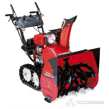 Бензиновый снегоуборщик Honda HSS 970 А ETD
