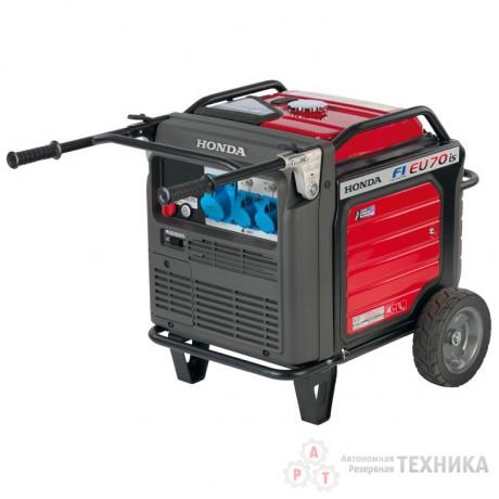 Генератор бензиновый Honda EU 70 iS