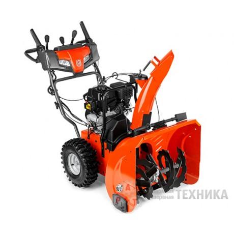 Бензиновый снегоуборщик Husqvarna ST224
