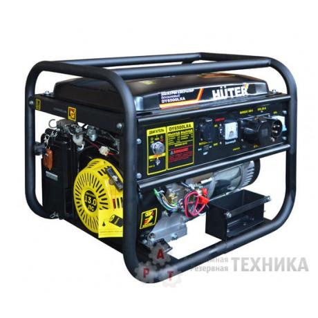 Бензиновый генератор Huter DY6500LXA (с АВР)
