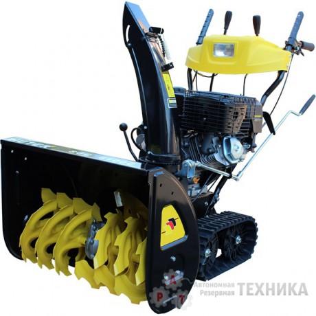 Бензиновый снегоуборщик Huter SGC 8100C