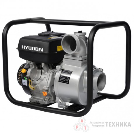 Бензиновая мотопомпа HYUNDAI HY 100