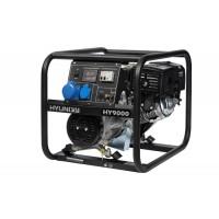 Бензиновый генератор HYUNDAI HY 9000