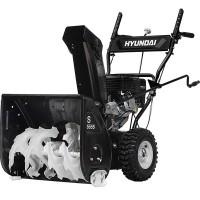 Бензиновый снегоуборщик HYUNDAI S 5556