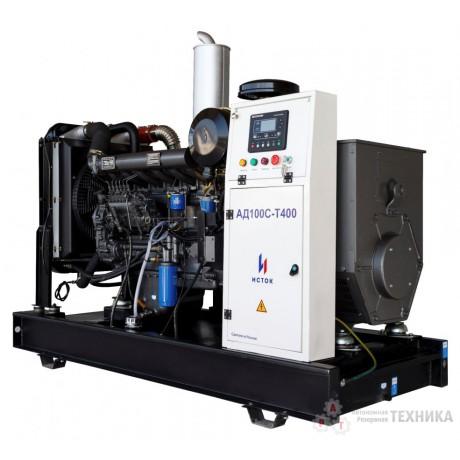 Дизельный генератор Исток АД100С-Т400-2РМ25(е)
