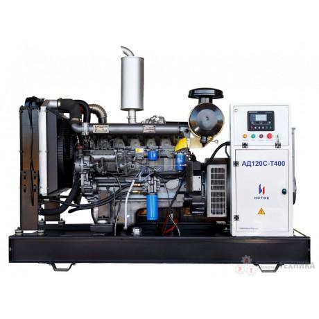 Дизельный генератор Исток АД120С-Т400-2РМ25(е)