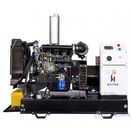 Дизельный генератор Исток АД12С-О230-РМ12(е)