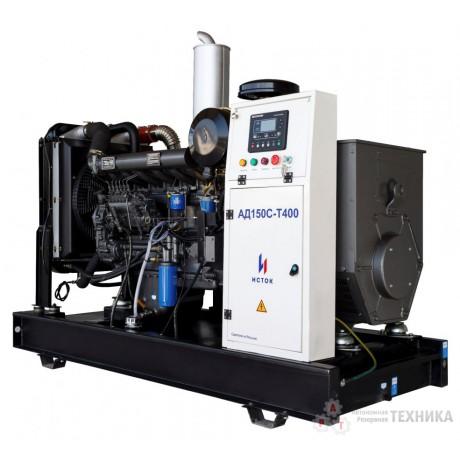 Дизельный генератор Исток АД150С-Т400-2РМ25(е)
