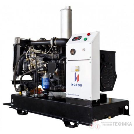 Дизельный генератор Исток АД16С-О230-2РМ12(е)