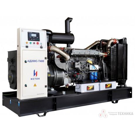 Дизельный генератор Исток АД200С-Т400-2РМ25(е)