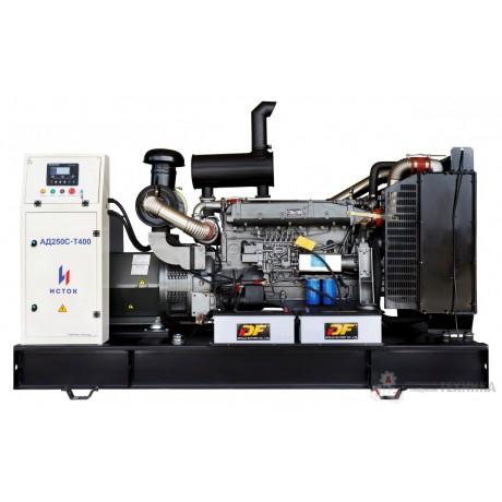 Дизельный генератор Исток АД250С-Т400-2РМ25(е)