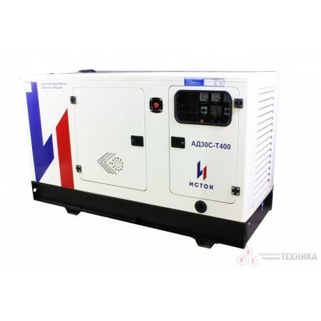 Дизельный генератор Исток АД30С-О230-2РПМ21(е)