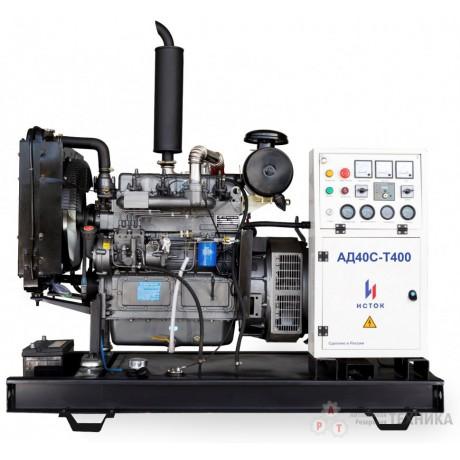 Дизельный генератор Исток АД40С-Т400-2РМ21 (2РМ25)