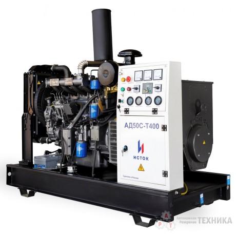 Дизельный генератор Исток АД50С-Т400-РМ14(е)