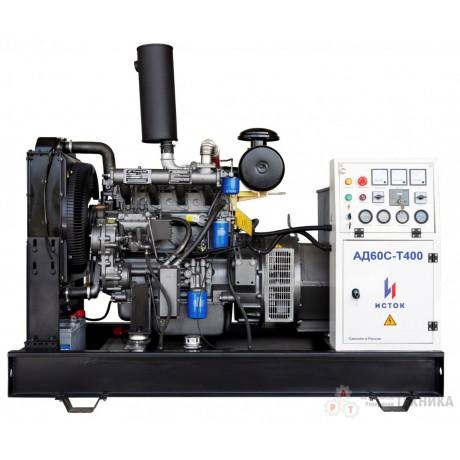 Дизельный генератор Исток АД60С-Т400-2РМ21(е)