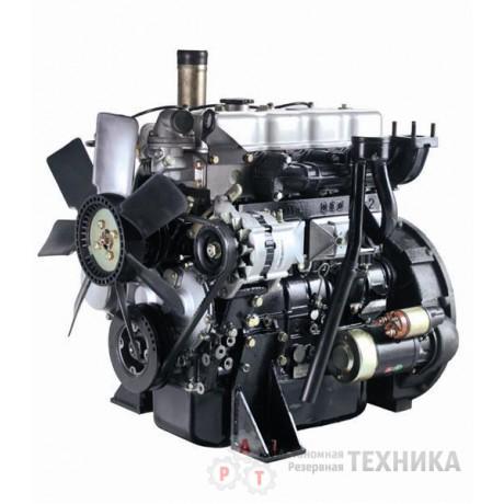 Дизельный двигатель KD4105