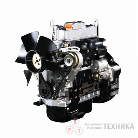 Дизельный двигатель KD488