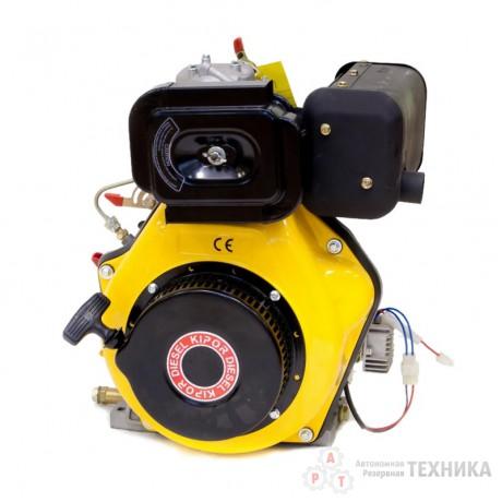 Дизельный двигатель KM186FSE