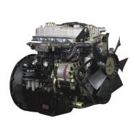 Дизельный двигатель KM493