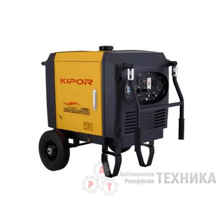 Инверторный генератор Kipor IG6000H