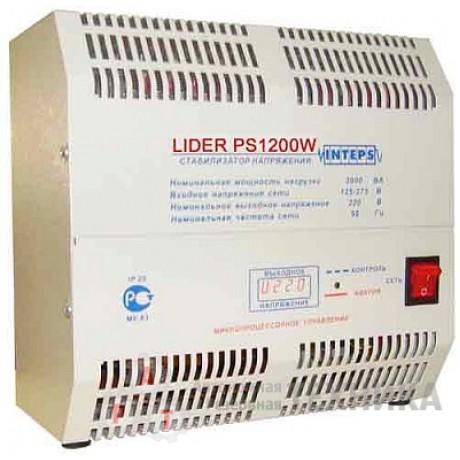 Стабилизатор напряжения Lider PS1200W-50
