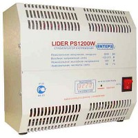 Стабилизатор напряжения Lider PS900W-50