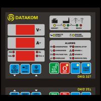 Контроллер DATAKOM DKG-327 АВТОМАТИЧЕСКОЕ ПЕРЕКЛЮЧЕНИЕ СЕТИ