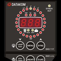 Контроллер DATAKOM DKG-117 72*72 СИНХРОСКОП
