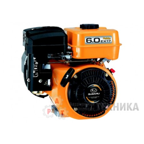 Бензиновый двигатель Robin-Subaru EX 17D