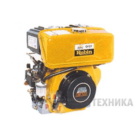 Дизельный двигатель Robin-Subaru DY 27D