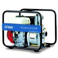 Бензиновая мотопомпа SDMO TR 2.36 H