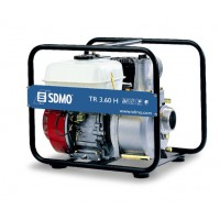 Бензиновая мотопомпа SDMO TR 3.60 H