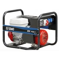 Бензиновый генератор SDMO HX 7500 T AVR IP54