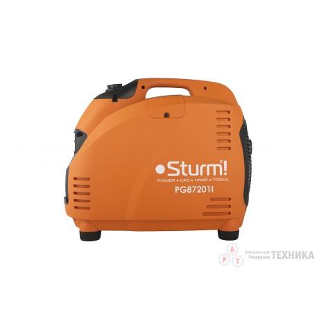 Инверторный генератор Sturm! PG87101i