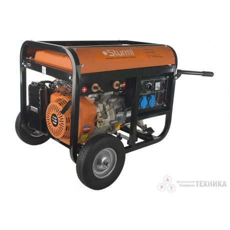 Сварочный генератор Sturm! PG87191WN