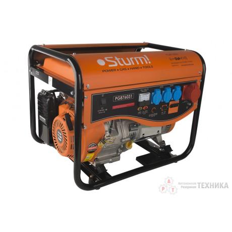 Бензиновый генератор Sturm! PG876031