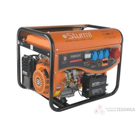 Бензиновый генератор Sturm! PG87631E