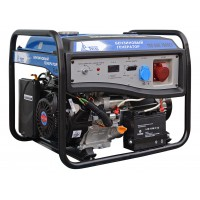 Бензиновый генератор ТСС SGG 7000E3