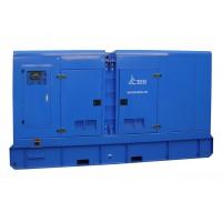 Дизельный генератор ТСС АД-250С-Т400-1РКМ5 в шумозащитном кожухе