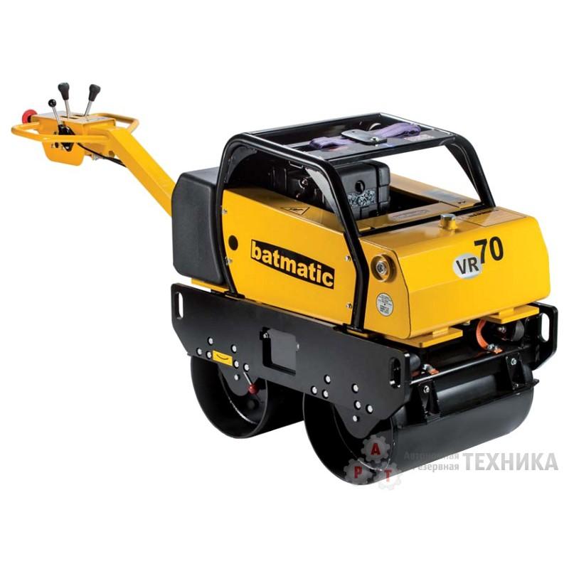Виброкаток Batmatic VR70L